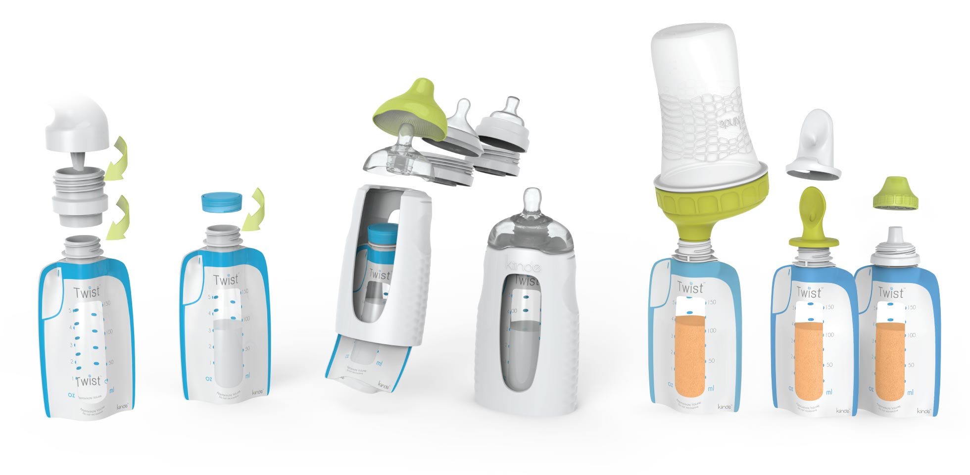 Don T Cry Over Spilt Milk Kiinde Bottle System Review