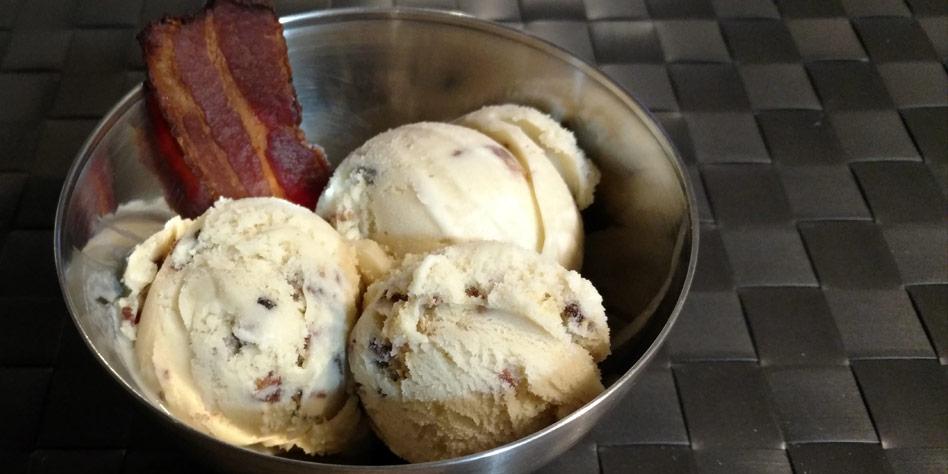 Recipe: Maple Bacon Ice Cream