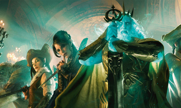 Top 5 MTG cards from Conspiricy