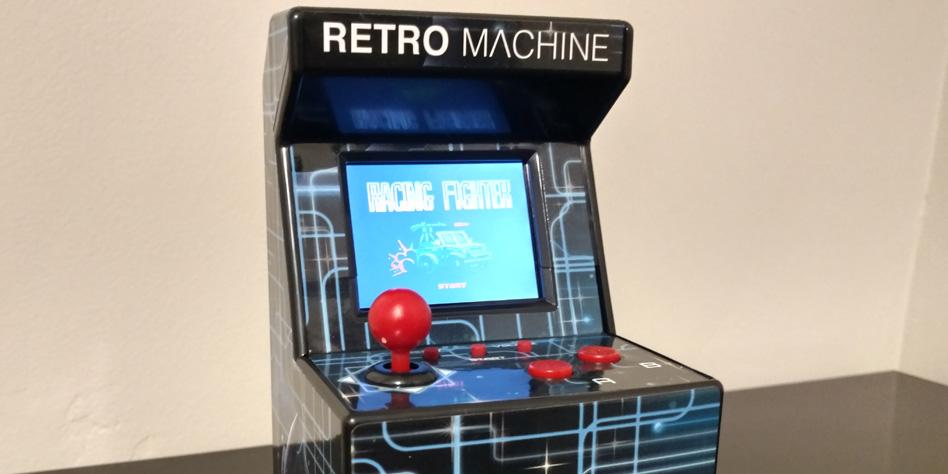 Retro Machine Review