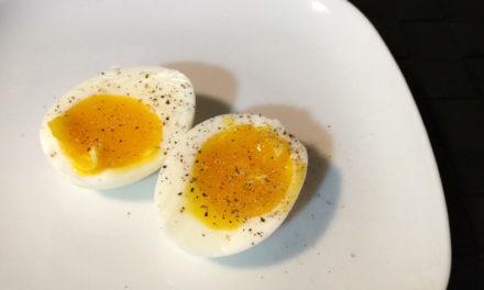 Recipe: Soft Boiled Eggs