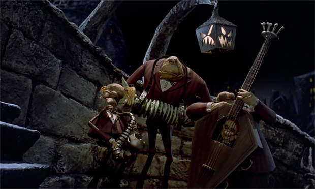 The Nightmare Before Christmas: Danny Elfman's Masterpiece