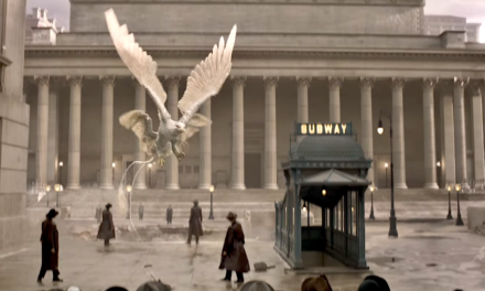 Fantastic Beasts and Where to Find Them: How Every Action Movie Should End