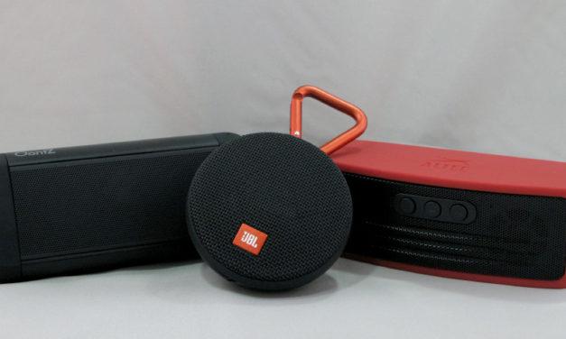 Cheap speaker roundup